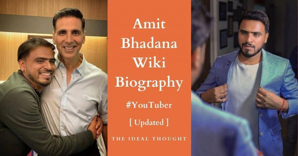 Amit Bhadana Wiki Biography