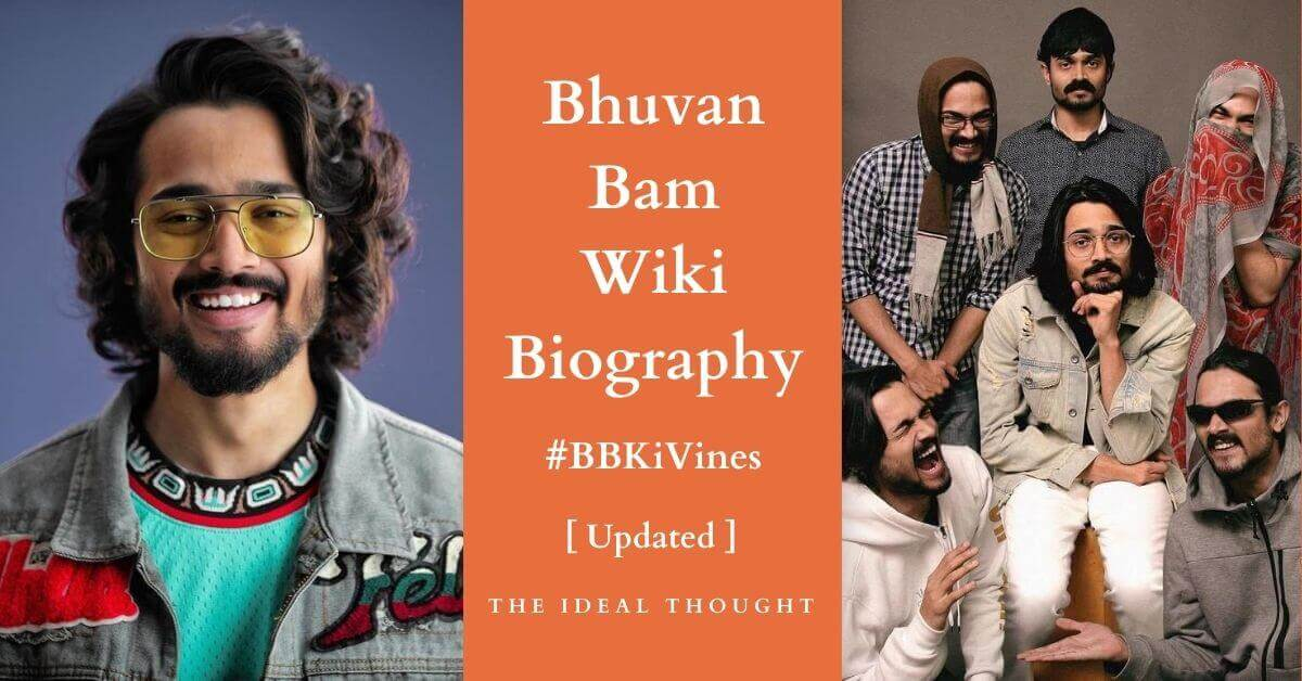Bhuvan Bam (BB Ki Vines) Wiki Biography