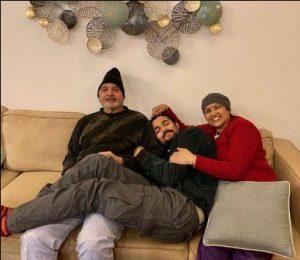Bhuvan Bam family