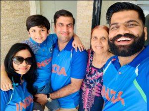 Gaurav Chaudhary Family