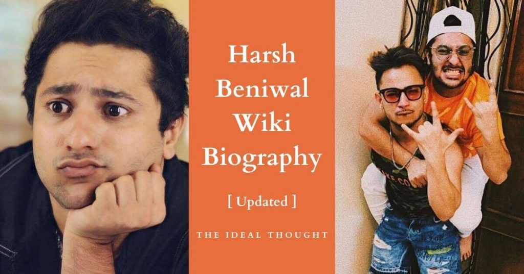 Harsh Beniwal Wiki Biography: 13+ Top Secrets 2021 | Comedian