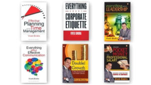 About Dr. Vivek Bindra's Books