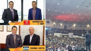 Dr. Vivek Bindra Biography