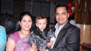 Dr. Vivek Bindra Wiki Family