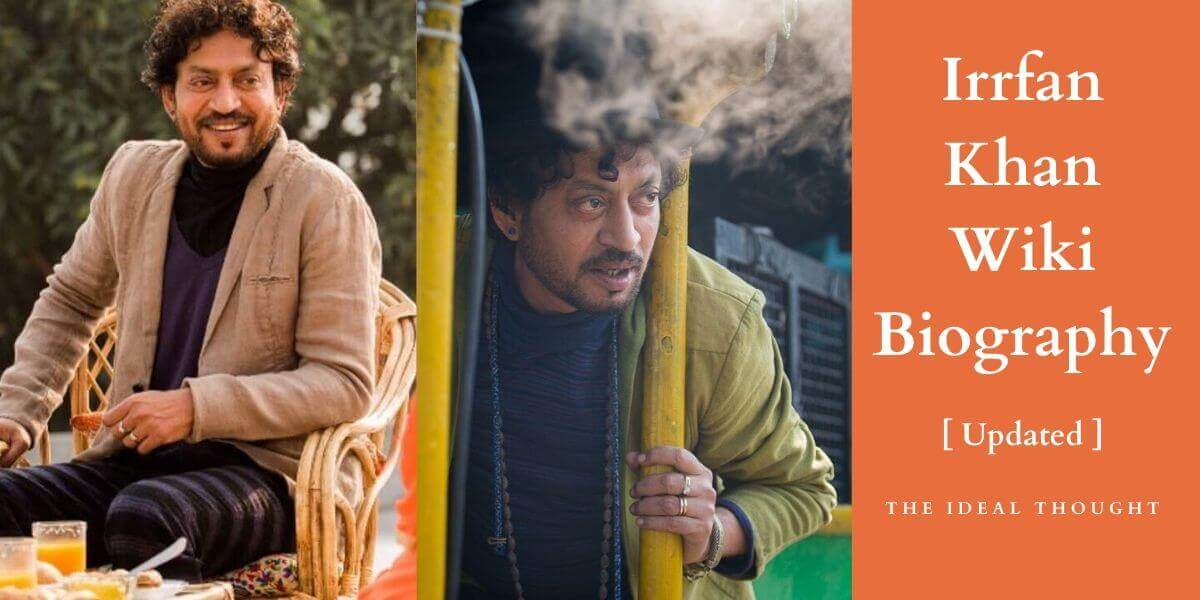 Irrfan Khan Wiki Biography