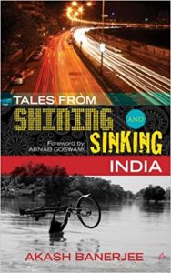 Akash Banerjee Books Tales From Shining and Sinking india