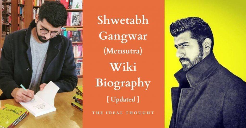 Shwetabh Gangwar Wiki Biography