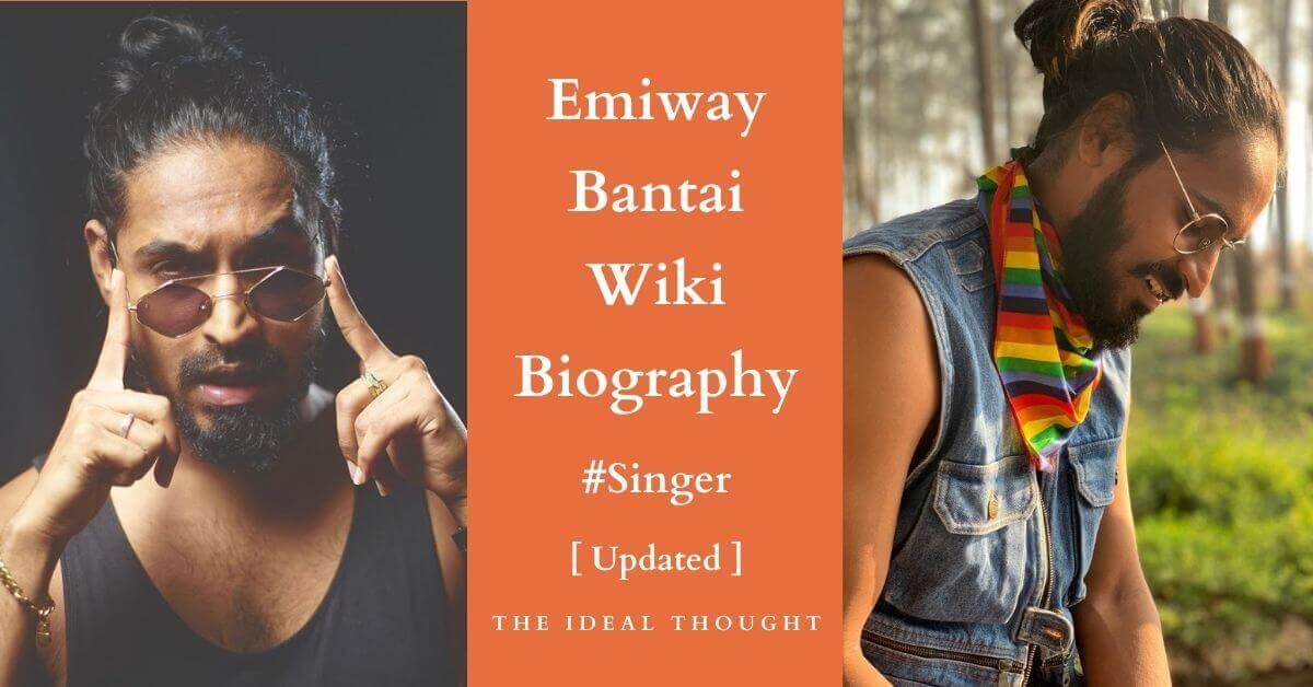Emiway Bantai Wiki Biography
