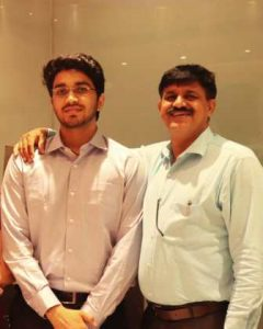 Aman Dhattarwal Family
