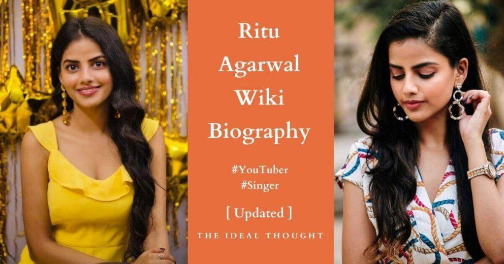 Ritu Agarwal Wiki Biography
