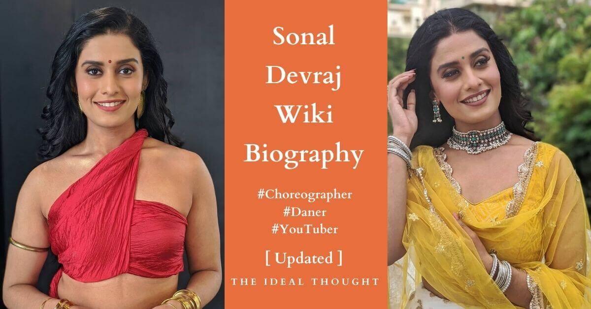 Sonal Devraj Wiki Biography