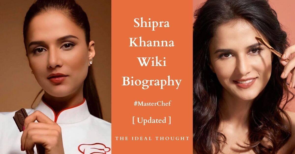 Shipra Khanna Wiki Biography