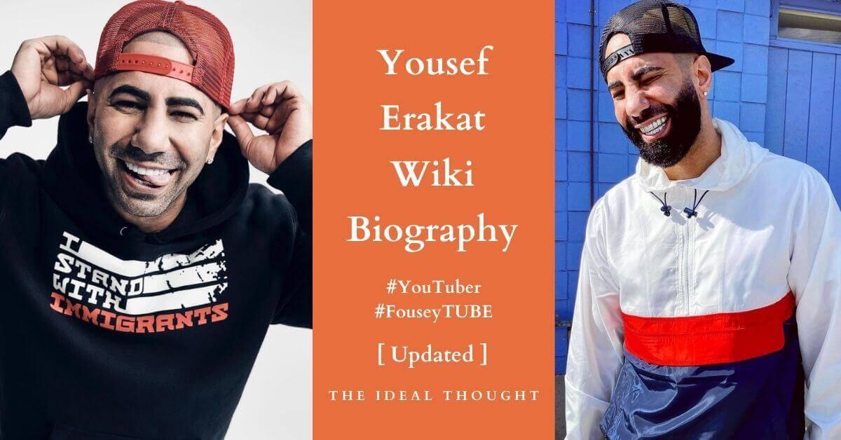 Yousef Erakat Wiki Biography