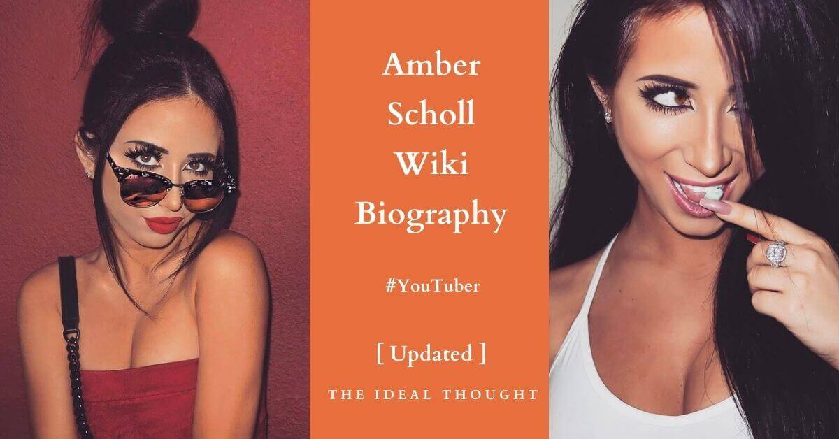 Amber Scholl Wiki Biography YouTuber