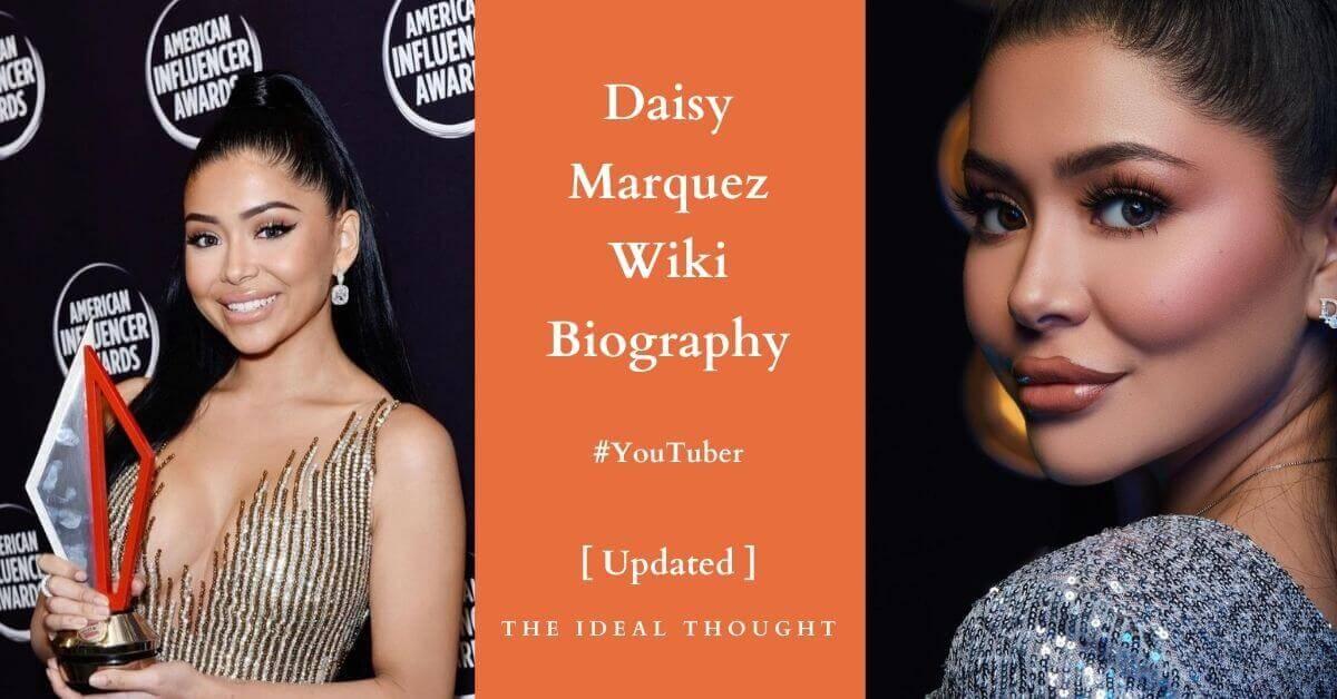 Daisy Marquez Wiki Biography YouTuber MUA