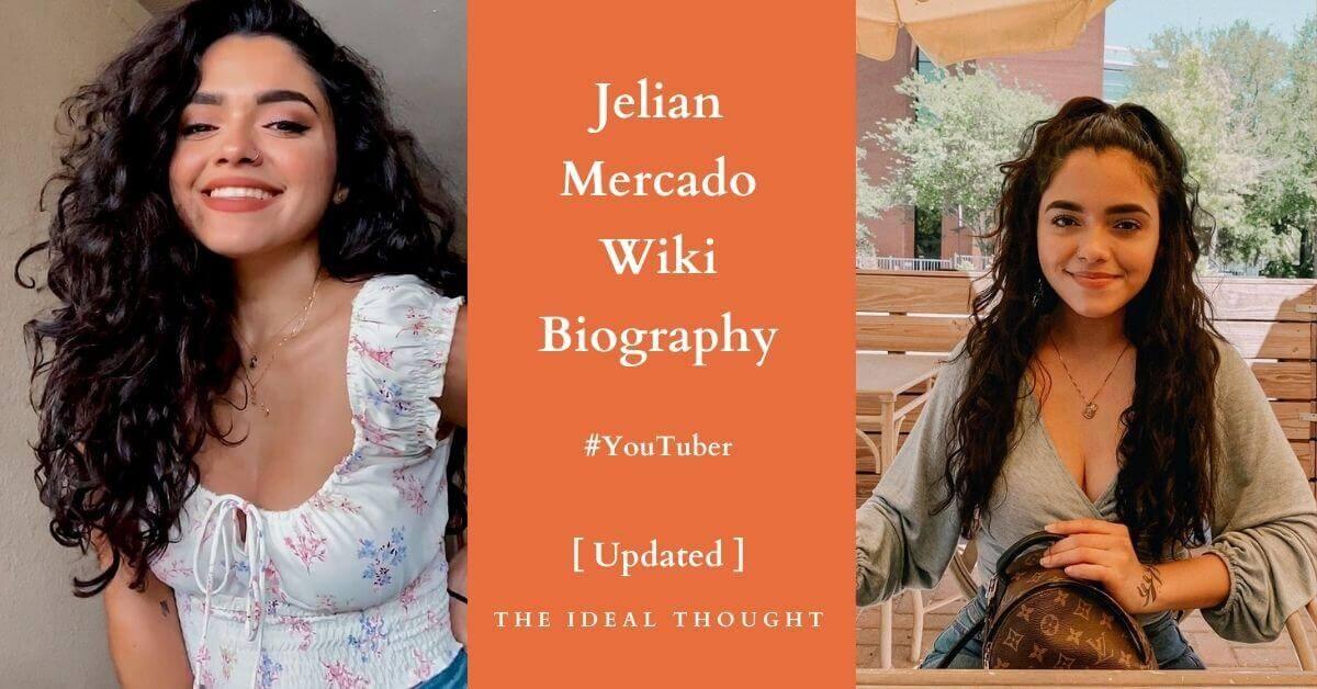 Jelian Mercado Wiki Biography YouTuber
