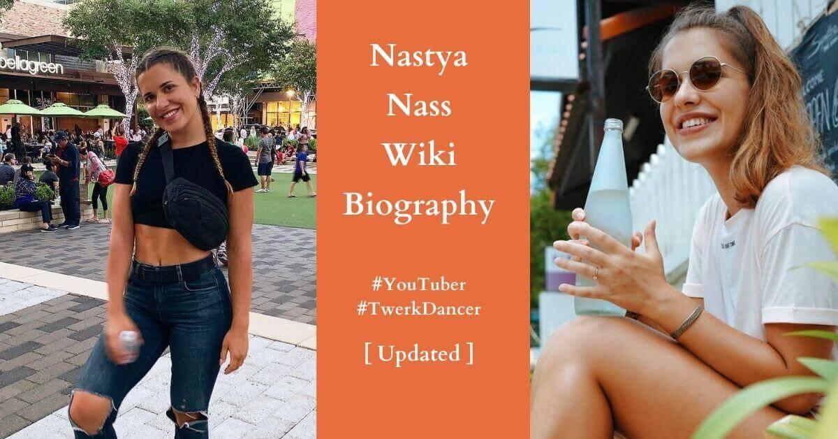 Nastya Nass Wiki Biography YouTuber Twerk Dancing
