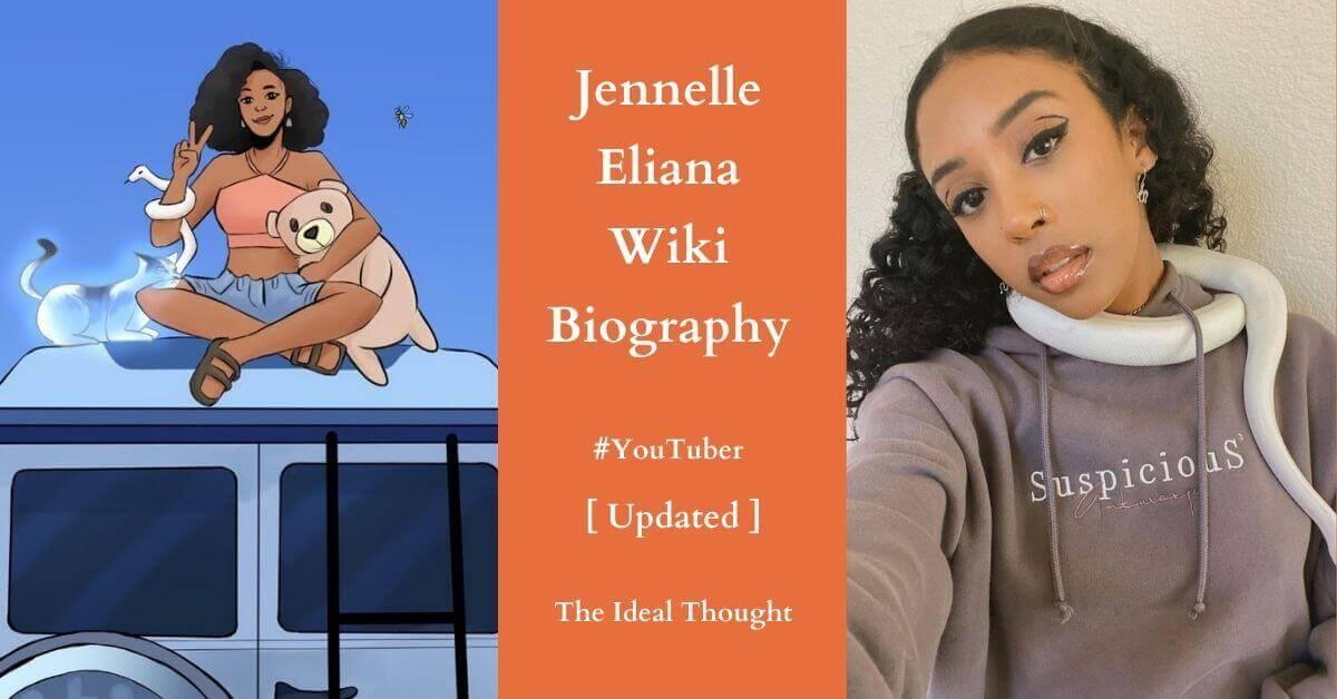 Jennelle Eliana Wiki Biography YouTuber